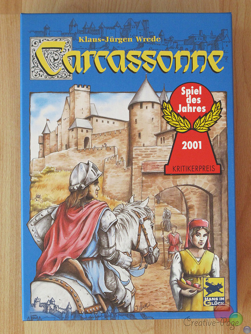 Carcassonne Wertungstafel
