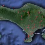 Bali - Tour-Übersicht