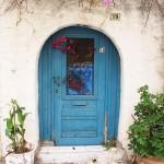 Kreta - Tür